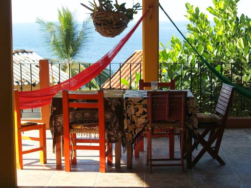 Casa Irma y Angel - The Patio